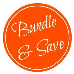 BUNDLE & SAVE ON TONS OF ITEMS